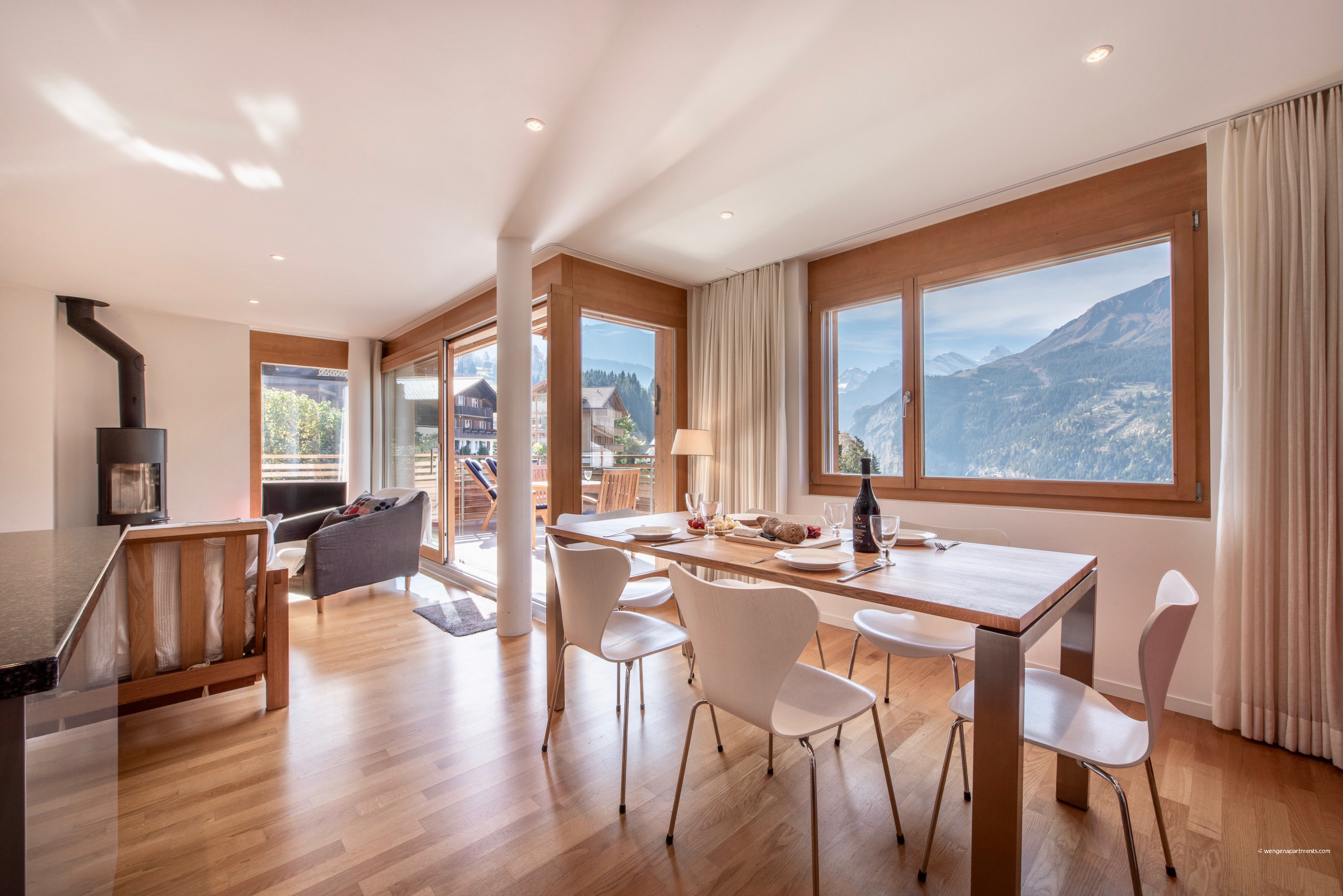 in Wengen - Chalet Am Acher 7
