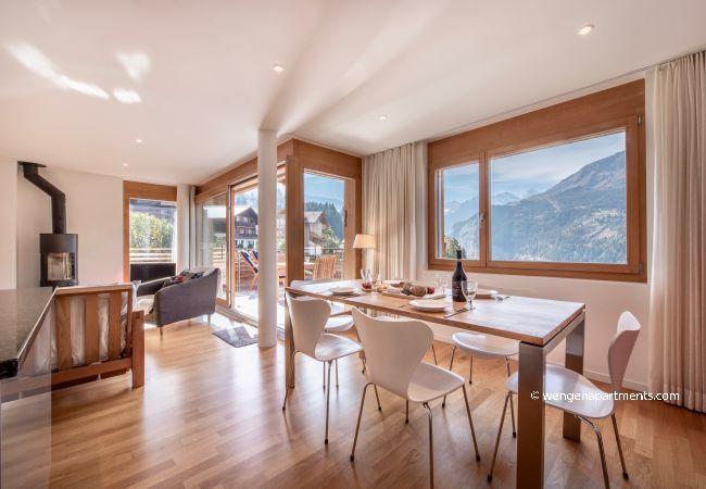 Apartment in Wengen - Chalet Am Acher 7