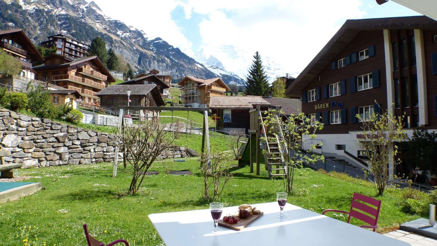 in Wengen - Chalet Bella Vista 1