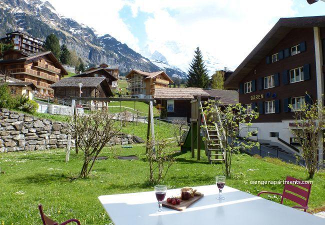 Apartment in Wengen - Chalet Bella Vista 1