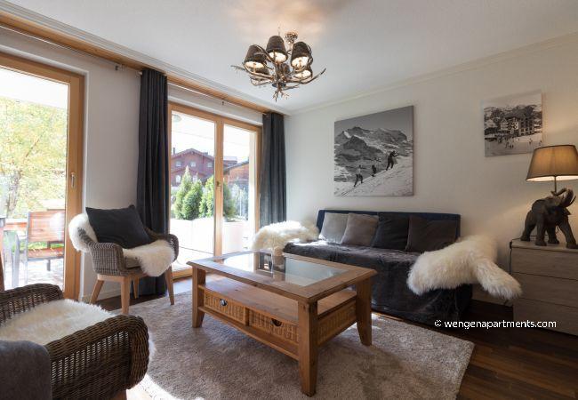 Apartment in Wengen - Chalet Brunner 3