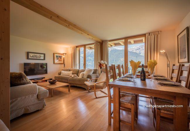 Apartment in Wengen - Chalet Roossi 2