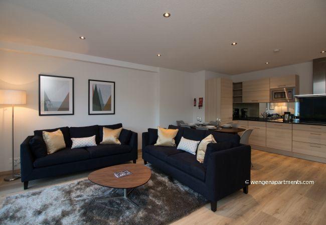 Apartment in Wengen - Hirschen Residence 2