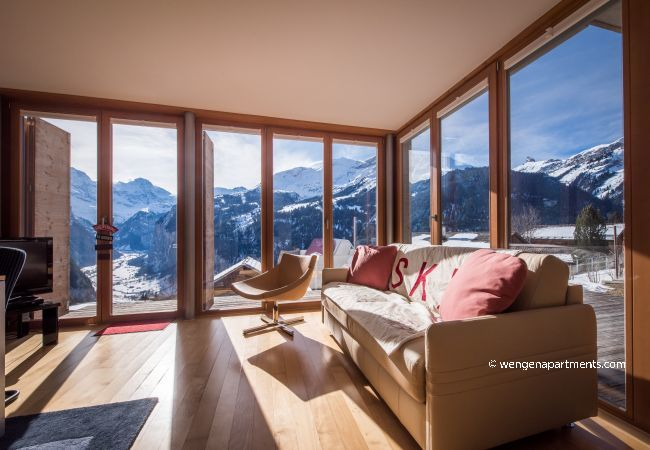 Apartment in Wengen - Chalet Dillon