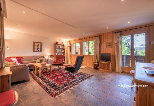 Apartment in Wengen - Chalet Roossi Huus 3