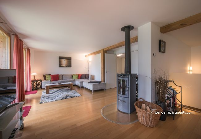 Apartment in Wengen - Chalet Wyssbirg