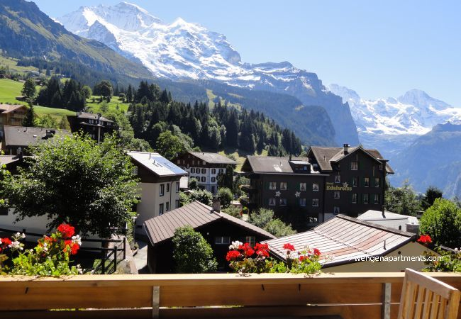 Apartment in Wengen - Chalet Hannegg Penthouse