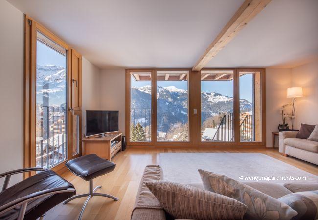 Apartment in Wengen - Chalet Roossi 3
