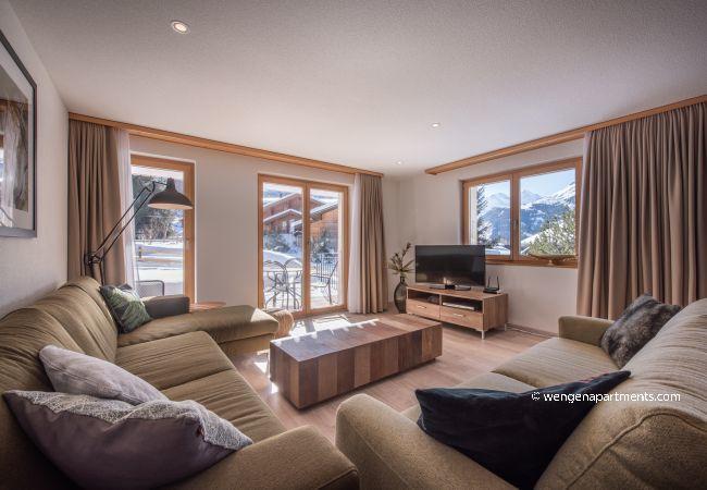 Apartment in Wengen - Chalet Brunner 2