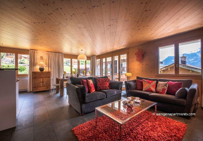 Apartment in Wengen - Chalet Bella Vista 4