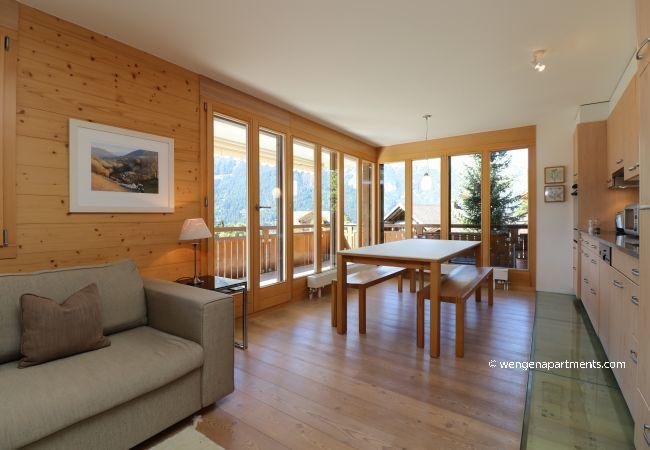 Apartment in Wengen - Chalet Bella Vista 2