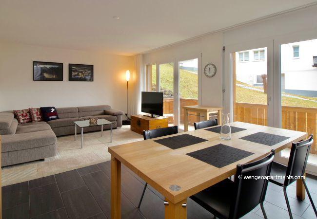 Apartment in Wengen - Chalet Goldenhorn