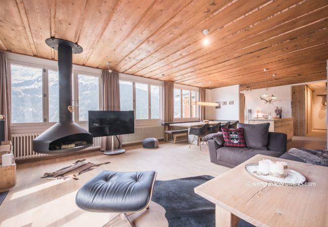 Apartment in Wengen - Schweizerheim Residence 11