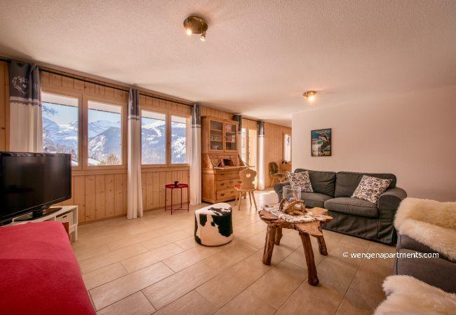 Apartment in Wengen - Chalet Roossi Huus 1