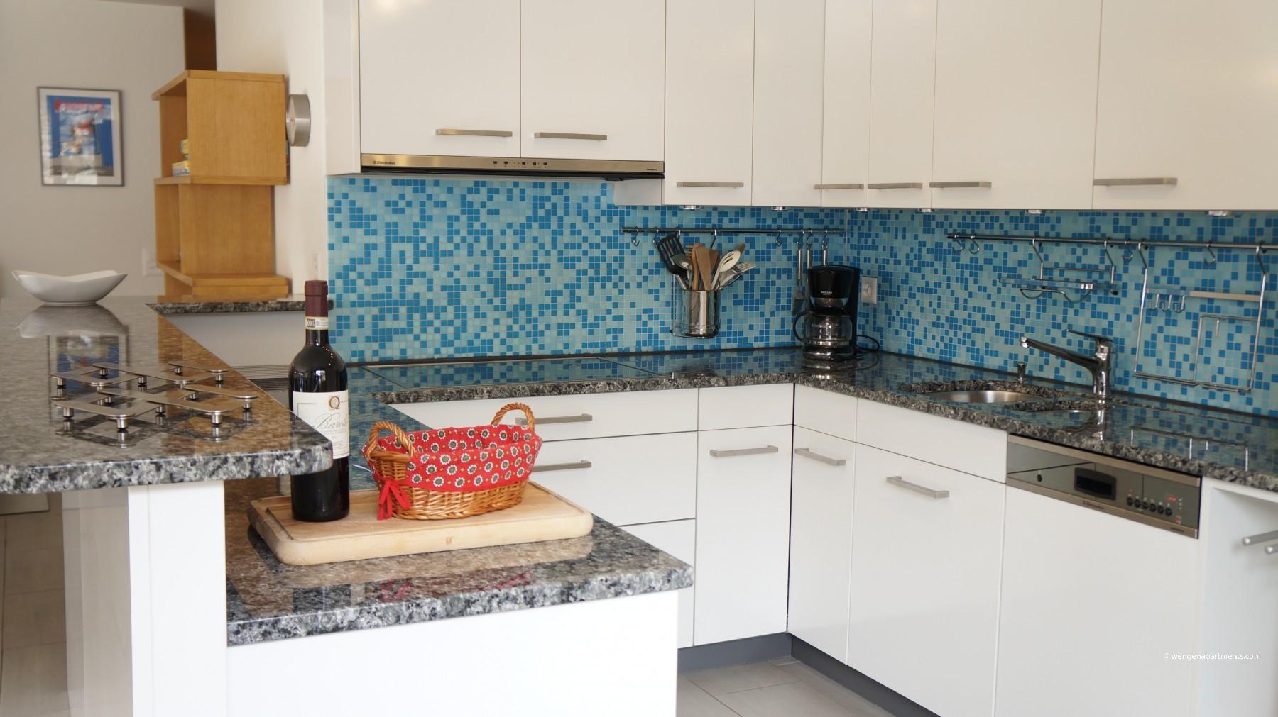 Apartments in Wengen - Chalet Bella Vista 1